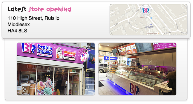 Latest Store Ruislip
